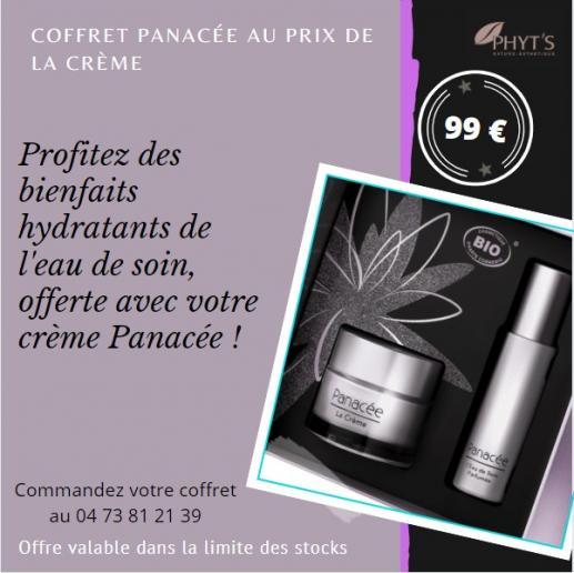 Promo Coffret Panacée