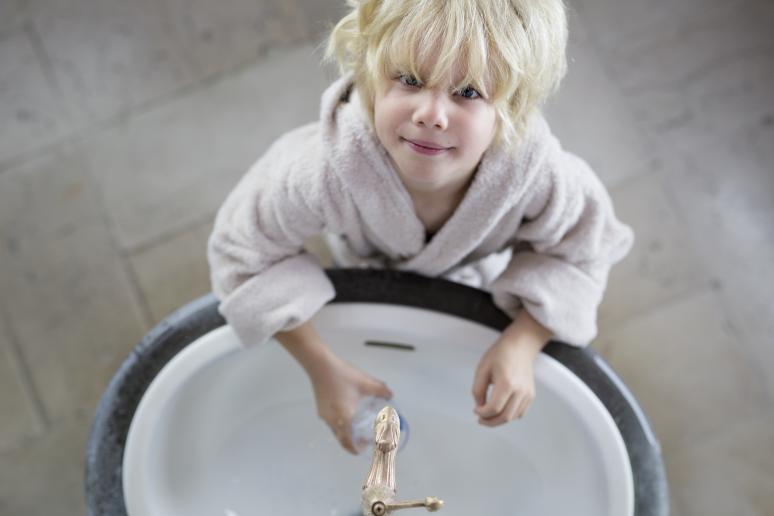 Bonne nouvelle pour l'étude cure fractionnée enfant !