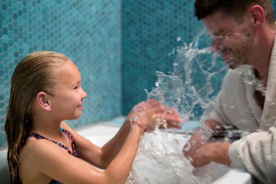 Remise en Santé Régénération de l'épiderme à l'eau thermale Enfant 6J