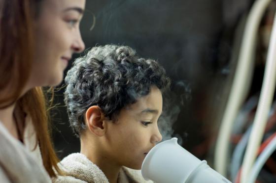 Remise en Santé Voies Respiratoires Enfant 12J